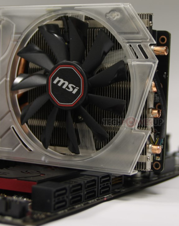 MSI TwinFrozr transparent version