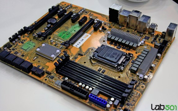 MSI Z87A gaming series motherboard
