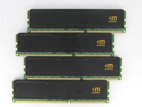 Mushkin Stealth DDR3