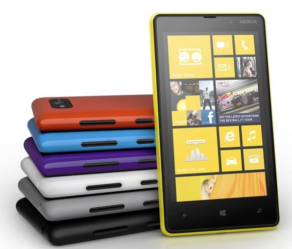 Nokia Luma 820