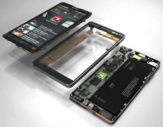 NVIDIA Phoenix reference phone