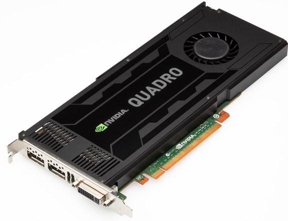 NVIDIA Quadro cards CeBIT 2013