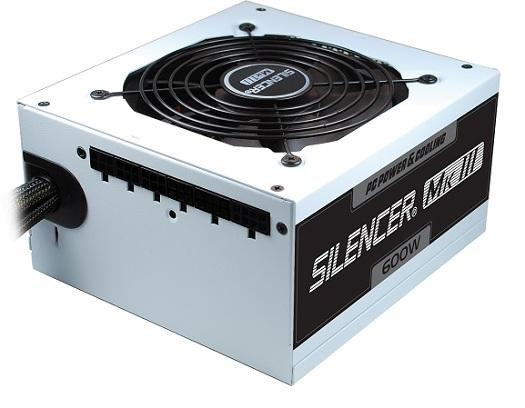 OCZ PC Power & Cooling Silencer Mk III 600W