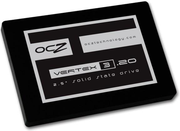 OCZ Vertex 3 with 20nm NAND