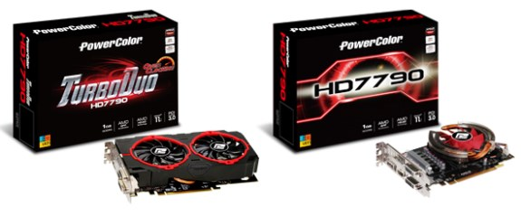 PowerColor Radeon HD 7790