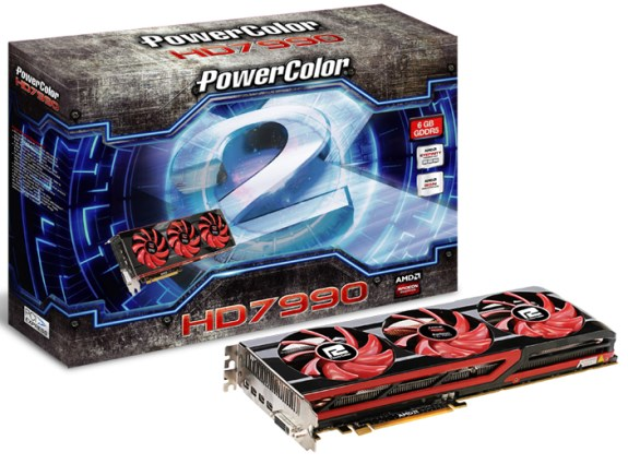 PowerColor Radeon HD 7990