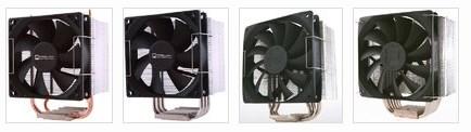 Prolimatech Basic CPU coolers