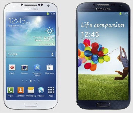 Samsung releasing galaxy s4 officially