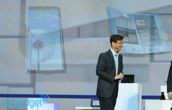 Samsung Youm flexible OLED