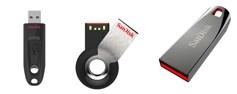 SanDisk USB drives