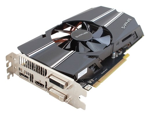 Sapphire Radeon HD 7790 OC with 2GB