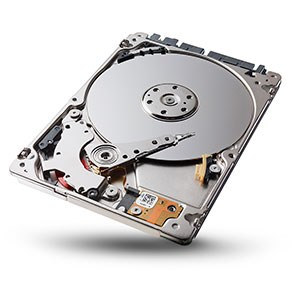 Seagate 5mm thin HDD