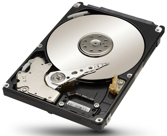 Seagate SpinPoint M9T