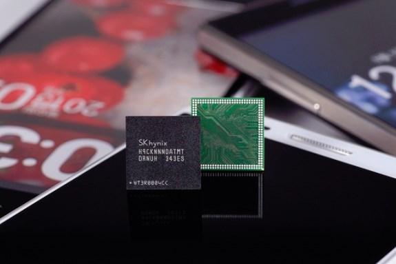 SK Hynix 6Gb LPDDR3 memory