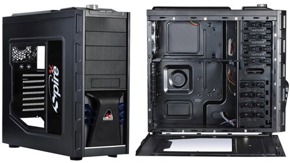 Spire X2.6018 MOD case