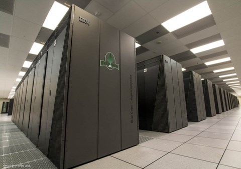 Stanford supercomputer