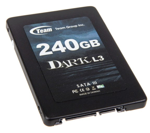Team Group Dark L3 SSD
