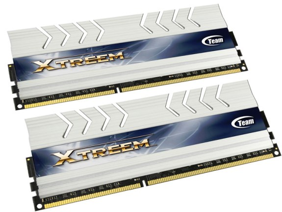 Team Group DDR3 white