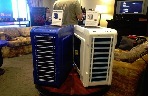 ThermalTake Chaser at CES