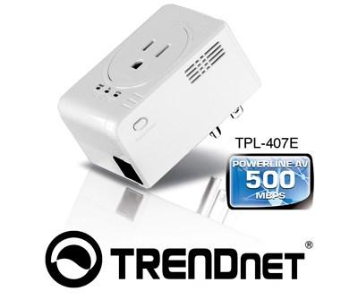 Trendnet Powerline 500 AV adapter