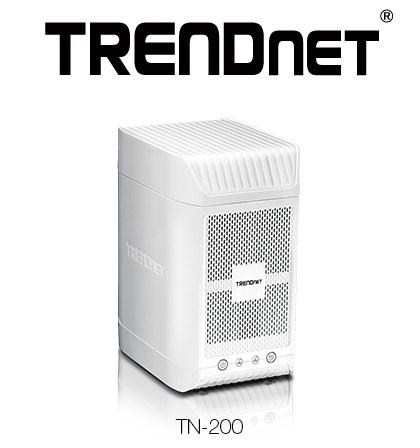 TRENDnet TN-200 media server