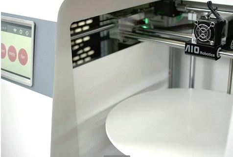 Zeus 3D printer concept