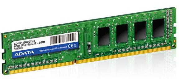 ADATA DDR4 2133 U-DIMM