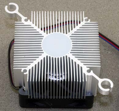 AMD AM1 stock cooler