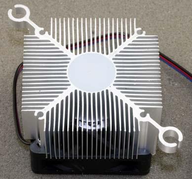 AMD AM1 stock cooler