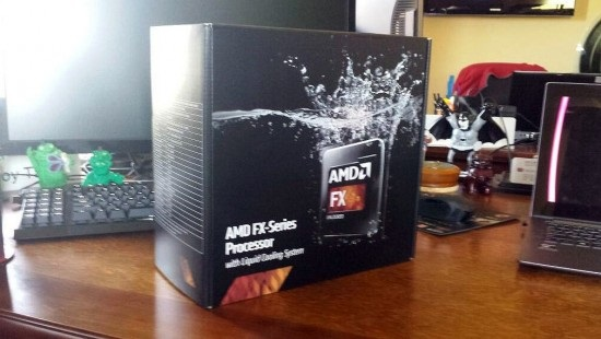 AMD FX with watercooling