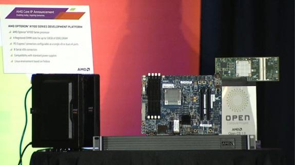 AMD Seattle demo
