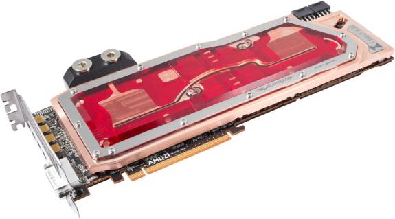 Aqua Computer Radeon R9 295X2