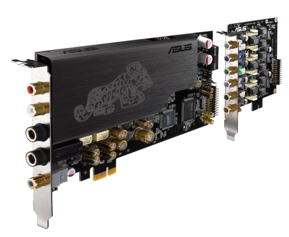 ASUS Essence STX II 7.1 audio card