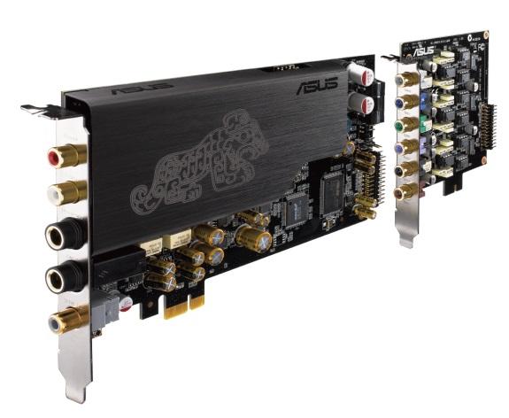 ASUS Essence STX II 7.1 audio card