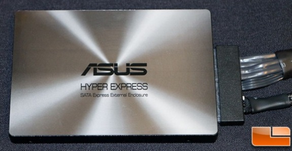 ASUS Hyper Express SSD