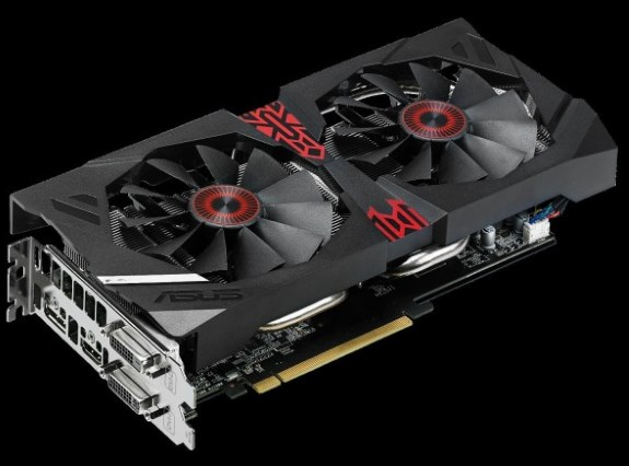ASUS STRIX R9 285 2GB OC Edition