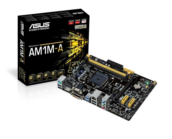 ASUS Socket AM1
