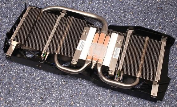 ASUS GeForce GTX 970 STRIX cooler