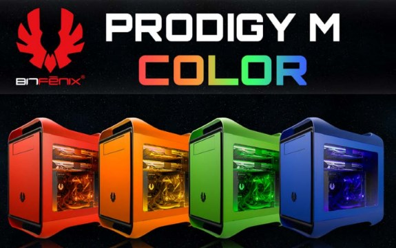 BitFenix Prodigy M Color