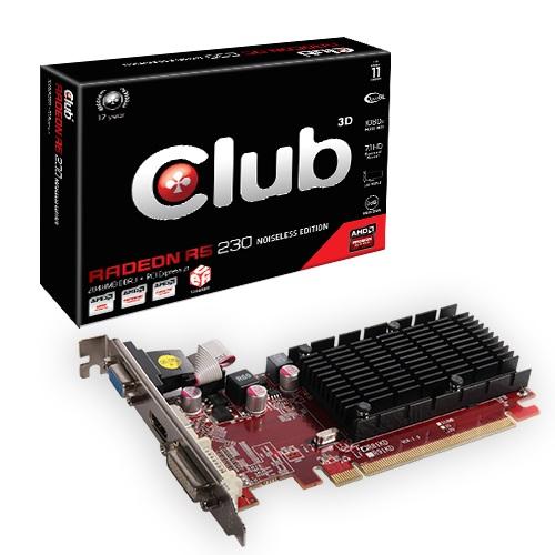 Club3D Radeon R5 230