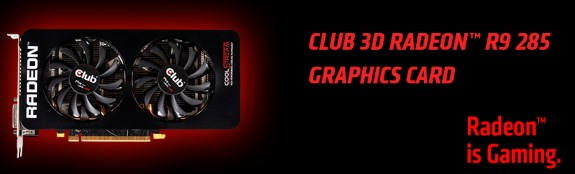 Club3D R9 285 royalQueen