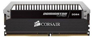 Corsair Dominaotr DDR4