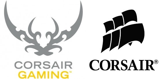 Corsair new logo to be partly ditched