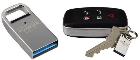 Corsair Flash Voyager Vega USB 3.0 Flash Drive