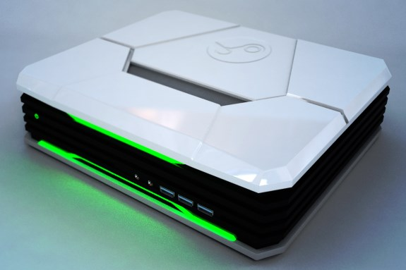 CyberPowerPC SteamOS system