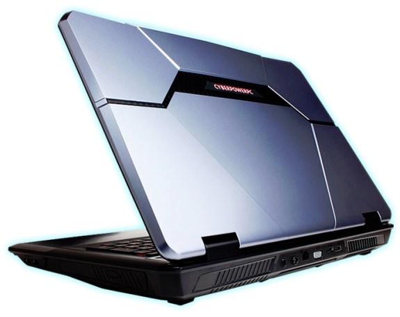 CyberPowerPC Fangbook EVO HX7