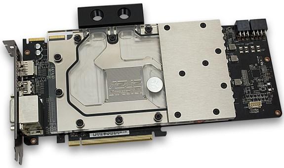 EK WB Radeon R9 280X DirectCU II