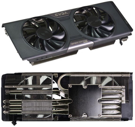 EVGA ACX for GeForce Titan Black