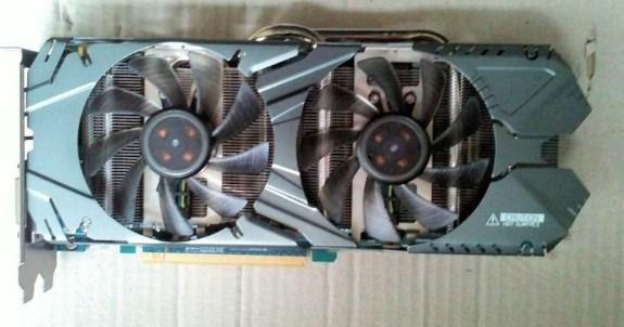 Galax GeForce GTX 970