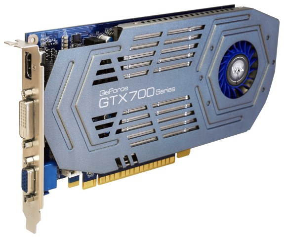Galaxy GeForce GTX 750 Ti Razor